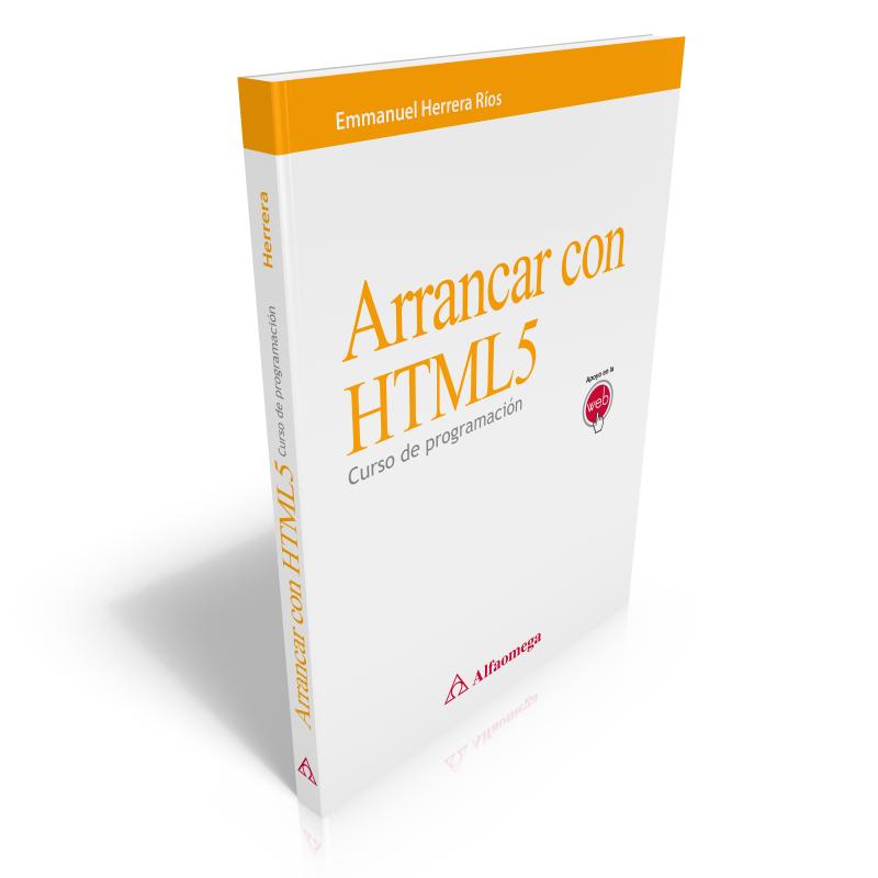 Arrancar con HTML5
